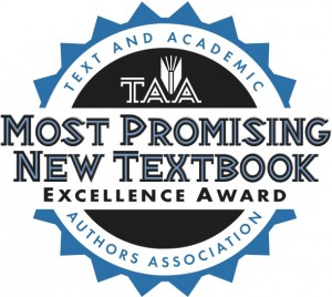 Most Promising New Texbook 2015 Logo